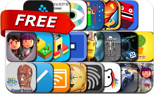 iPhone & iPad Apps Gone Free - September 28, 2018