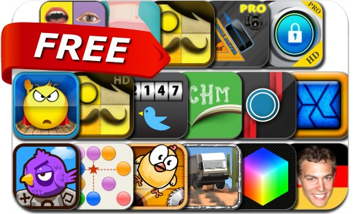 iPhone & iPad Apps Gone Free - May 14