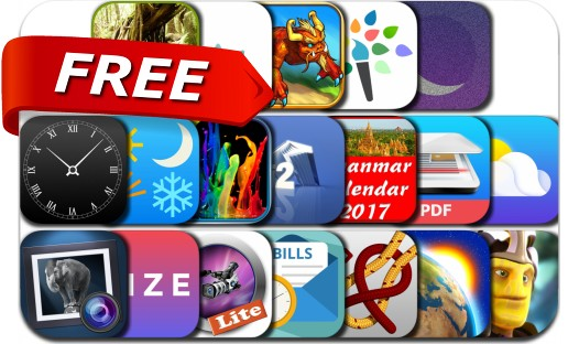 iPhone & iPad Apps Gone Free - May 18, 2017