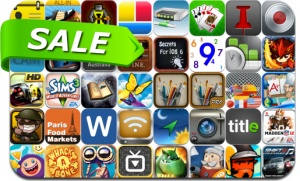 iPhone and iPad Apps Price Drops - January 17