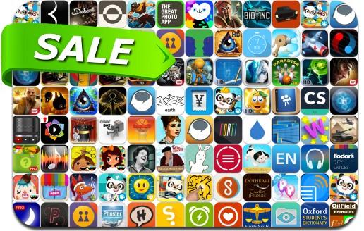 iPhone & iPad App Price Drops - November 19, 2014