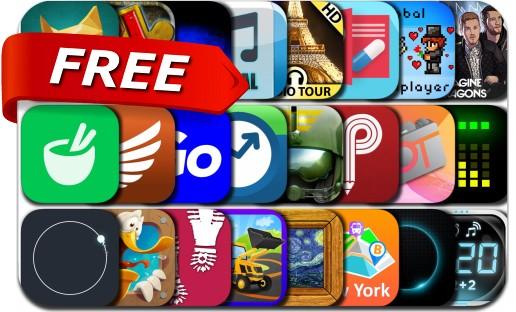 iPhone & iPad Apps Gone Free - February 11, 2016