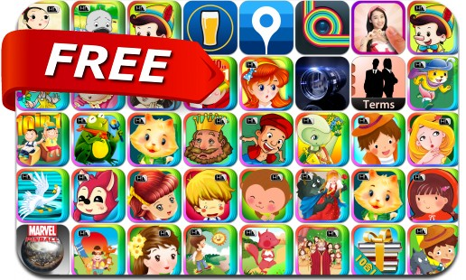 iPhone & iPad Apps Gone Free - January 14, 2015