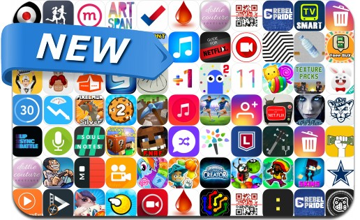 Newly Released iPhone & iPad Apps - October 16, 2016
