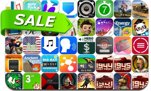 iPhone & iPad App Price Drops - March 27, 2015