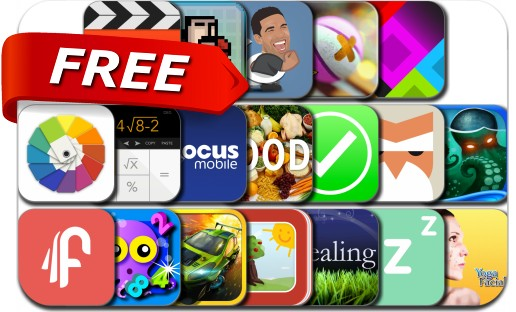 iPhone & iPad Apps Gone Free - March 26, 2015