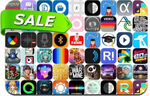 iPhone & iPad App Price Drops - July 19, 2021