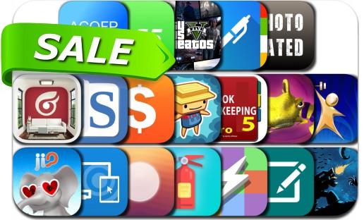 iPhone & iPad App Price Drops - September 11, 2017