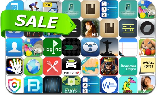 iPhone & iPad App Price Drops - May 27, 2014