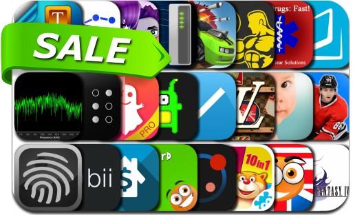 iPhone & iPad App Price Drops - October 14, 2016