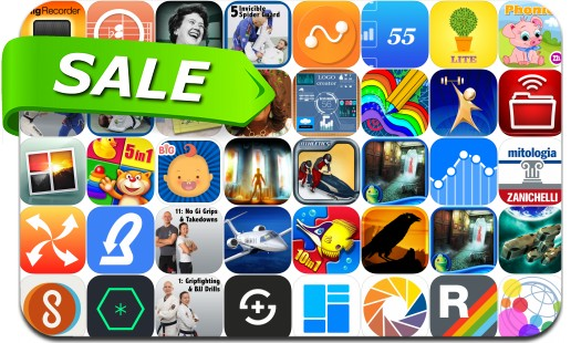 iPhone & iPad App Price Drops - July 5, 2015