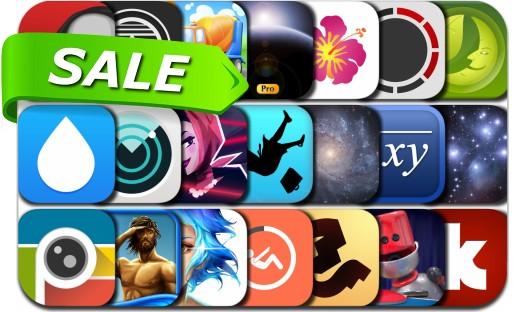 iPhone & iPad App Price Drops - July 12, 2017