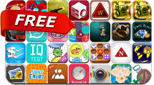 iPhone & iPad Apps Gone Free - June 10