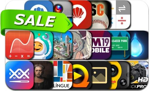 iPhone & iPad App Price Drops - September 26, 2019
