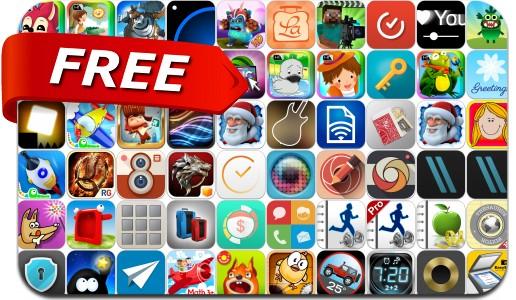 iPhone & iPad Apps Gone Free - November 28, 2014
