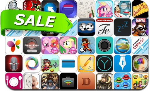 iPhone & iPad App Price Drops - August 9, 2014