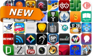 Newly Released iPhone and iPad Apps - January 12
