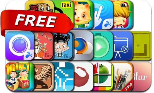 iPhone & iPad Apps Gone Free - March 23, 2014