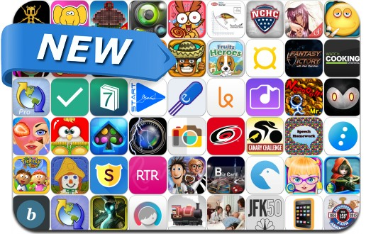 Newly Released iPhone & iPad Apps - September 27
