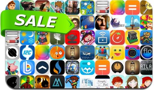 iPhone & iPad App Price Drops - June 17, 2015