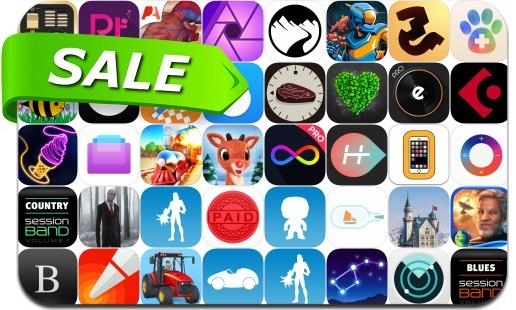 iPhone & iPad App Price Drops - December 19, 2017