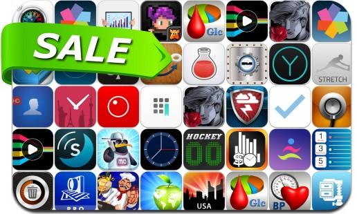 iPhone & iPad App Price Drops - June 30, 2014