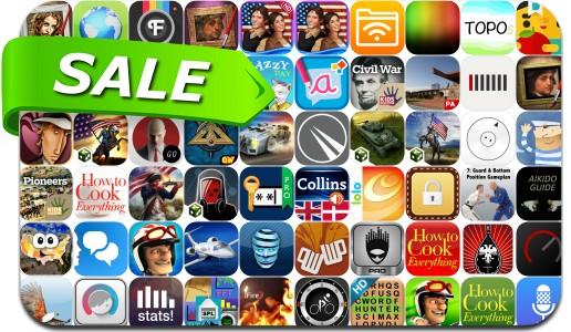 iPhone & iPad App Price Drops - July 4, 2015
