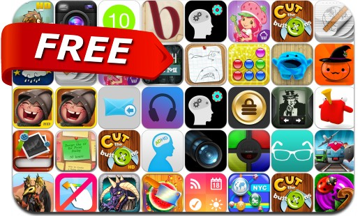 iPhone & iPad Apps Gone Free - November 7