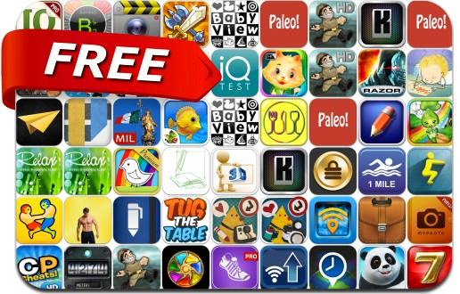 iPhone & iPad Apps Gone Free - June 22