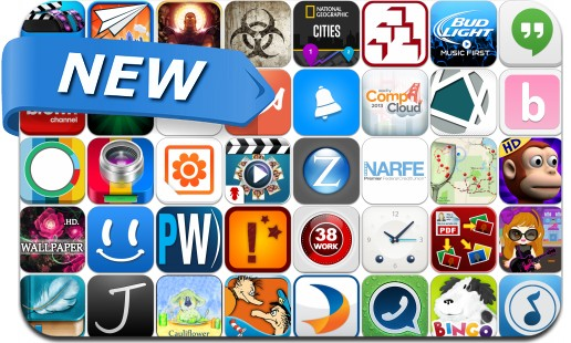 Newly Released iPhone & iPad Apps - May 16