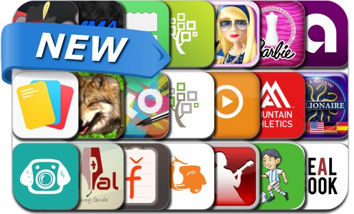 Newly Released iPhone & iPad Apps - July 16, 2014