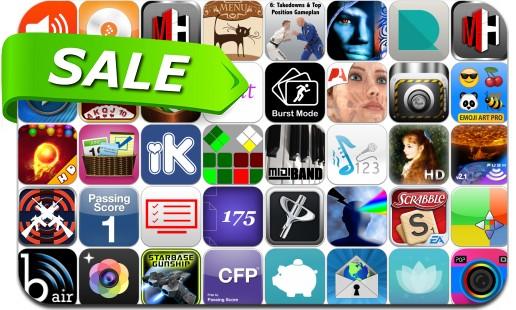 iPhone & iPad App Price Drops - November 5