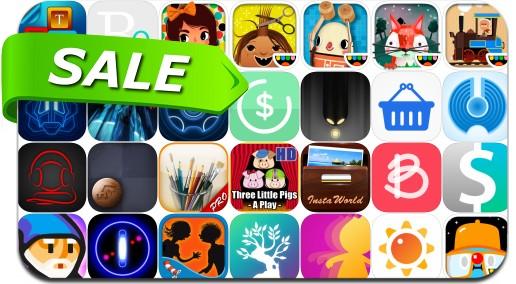 iPhone & iPad App Price Drops - February 25, 2016