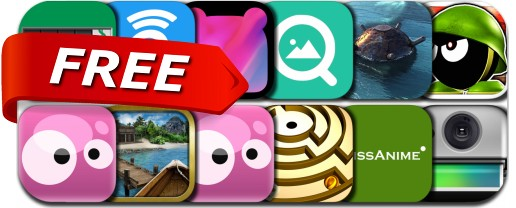 iPhone & iPad Apps Gone Free - September 18, 2018