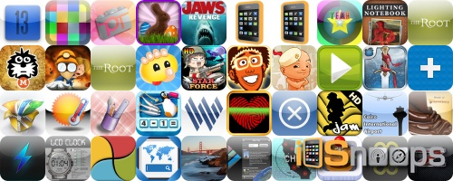 iPhone and iPad Apps Gone Free - February 26 Roundup