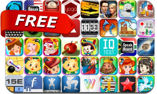 iPhone & iPad Apps Gone Free - June 4
