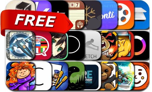 iPhone & iPad Apps Gone Free - September 1, 2017