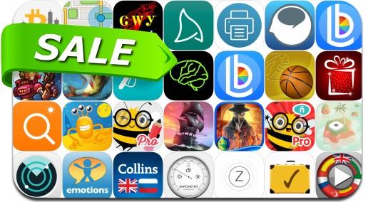 iPhone & iPad App Price Drops - November 8, 2017