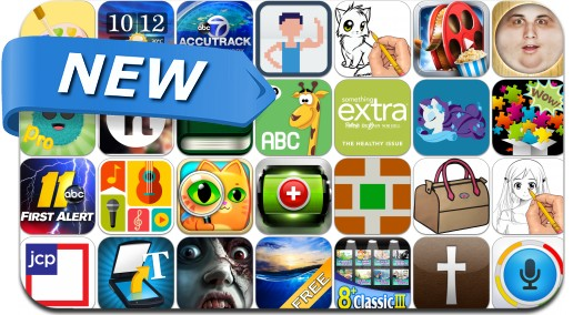 Newly Released iPhone & iPad Apps - May 26