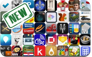 Newly Released iPhone and iPad Apps - August 20