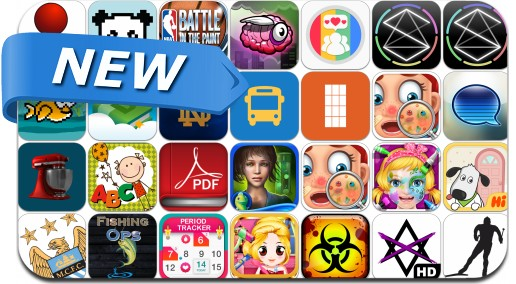 Newly Released iPhone & iPad Apps - February 18, 2014