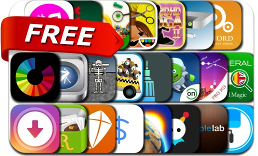 iPhone & iPad Apps Gone Free - November 17, 2016