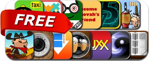 iPhone & iPad Apps Gone Free - April 21, 2014