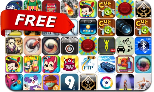 iPhone & iPad Apps Gone Free - August 15
