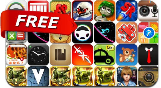 iPhone & iPad Apps Gone Free - November 25