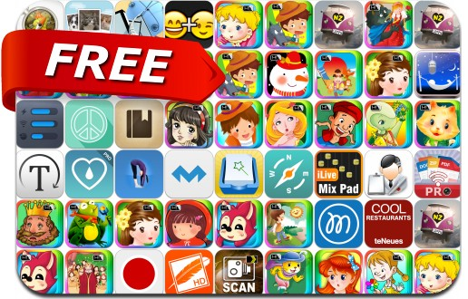 iPhone & iPad Apps Gone Free - April 16, 2015