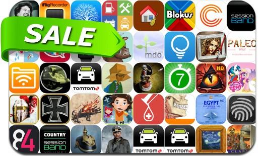 iPhone & iPad App Price Drops - August 14, 2015