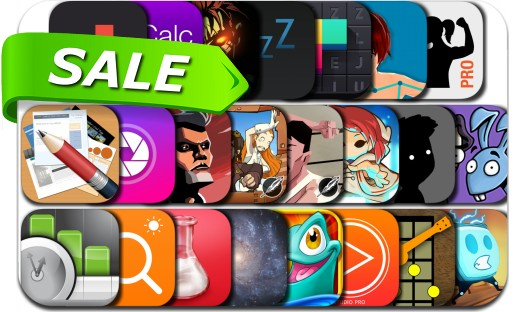 iPhone & iPad App Price Drops - June 8, 2017
