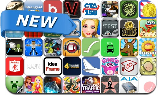 Newly Released iPhone & iPad Apps - April 6