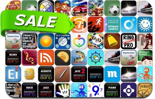 iPhone & iPad App Price Drops - January 11